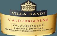 Vorschau: Prosecco Superiore Valdobbiadene Spumante Extra Dry DOCG 3,0 l Doppelmagnum - Villa Sandi